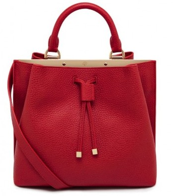Tote bag rossa Mulberry