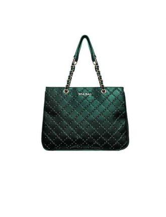 Tote con borchie Mia Bag