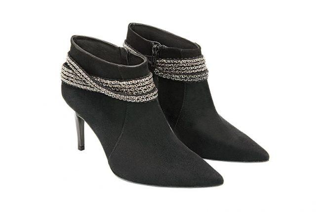 Tronchetti alti Tosca Blu scarpe autunno inverno 2015