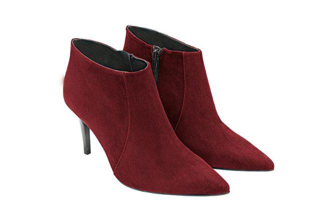 Tronchetti con zip Tosca Blu scarpe autunno inverno 2015