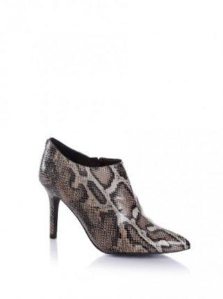 Tronchetti stampa rettile Guess scarpe autunno inverno 2015