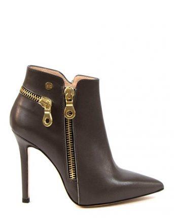 Tronchetto doppia zip Islo scarpe autunno inverno 2015