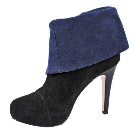 Tronchetto tacco spillo Cinti scarpe autunno inverno 2015