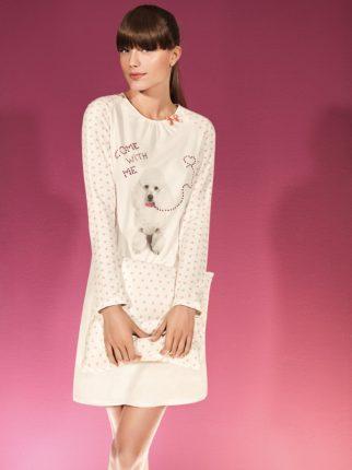 Verdissima autunno inverno 2013 2014 pigiama con stampe