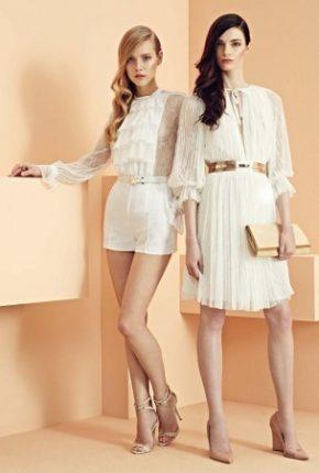 Vestiti eleganti Elisabetta Franchi primavera estate