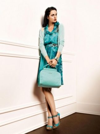 Vestito con stampa Liu Jo primavera estate 2013