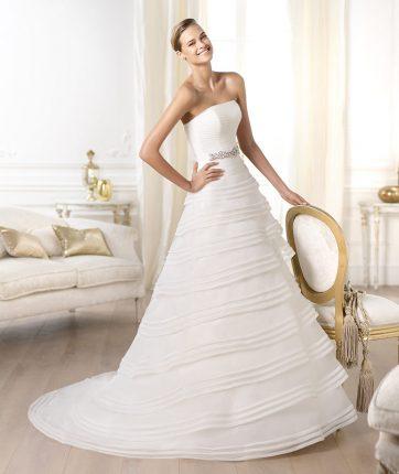 Vestito da sposa Pronovias mod Lassam