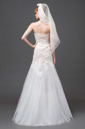 Vestito da sposa Alberta Ferretti 2015