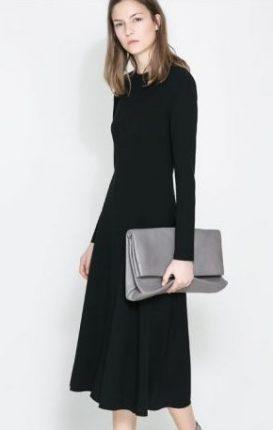 Vestito lungo Zara primavera estate 2014