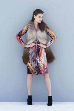 Vestito Marks & Spencer autunno inverno 2013 2014