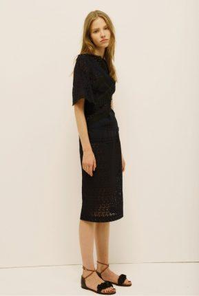 Vestito pizzo Nina Ricci primavera estate 2014