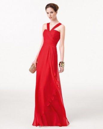 Vestito rosso di Aire Barcelona