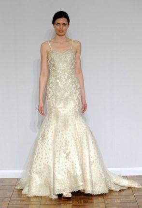 Wedding dress a sirena Rosa Clarà 2015