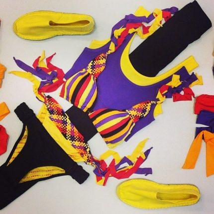Yamamay costumi stampati estate 2013