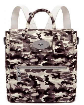 Zaino camouflage Mulberry