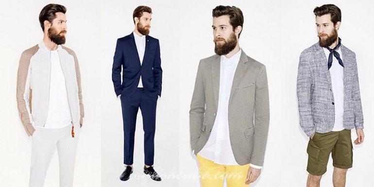 Zara abbigliamento primavera estate 2013