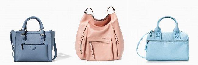 Zara borse autunno inverno 2015 catalogo donna