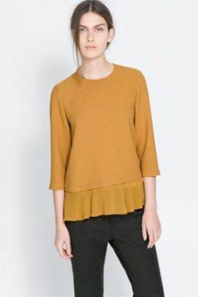 Zara camicie primavera estate 2014