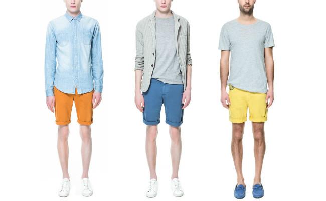 Zara uomo collezione primavera estate 2013