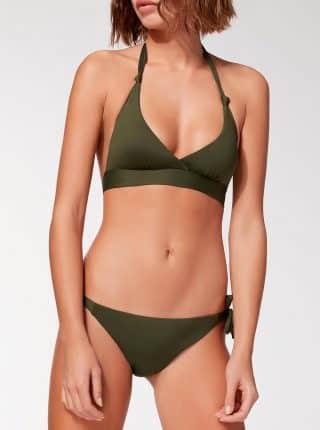 Bikini Trinagolo Indonesia Sportivo Safari E Slip Brasiliano Fiocchi Indonesia Safari Calzedonia