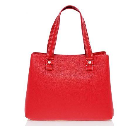 Borsa Rossa Alviero Martini 1a Classe, Shopping Bag (355 Euro)