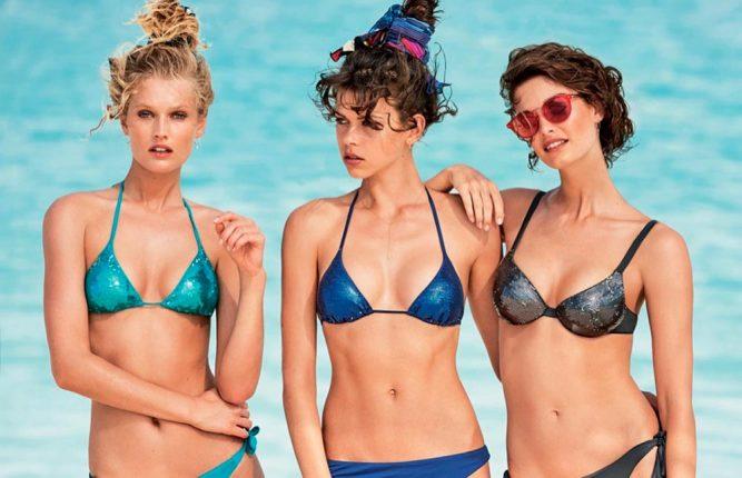 Calzedonia Bikini Con Glitter Calzedonia