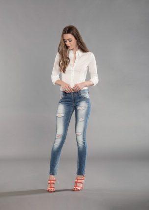Camicia Bianca Koralline