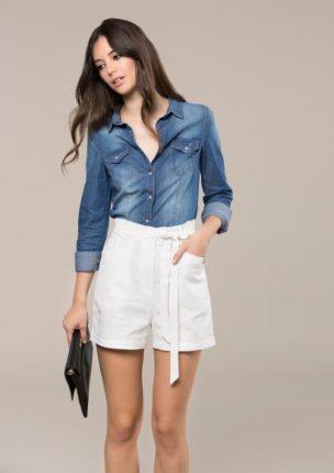 Camicia Di Jeans Koralline