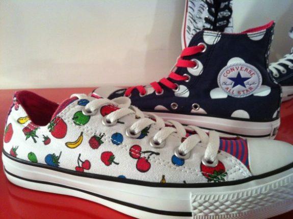 Converse All Star Con Le Stampe