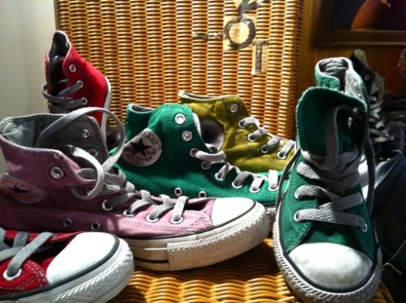 Converse All Star Rossi E Verdi
