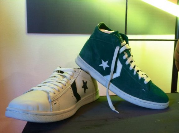 Converse All Star Scamosciate