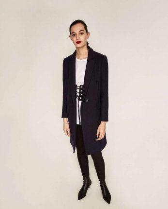 Giacca Mannish Zara