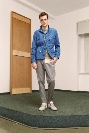 Giubbino In Jeans Uomo Peuterey