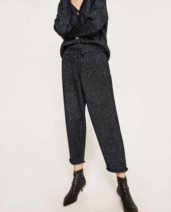 Pantaloni Baggy Zara