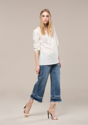 Pinocchietti In Jeans Koralline