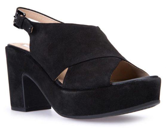 Sandalo In Suede Zaferly (prezzo 119,90 Euro)
