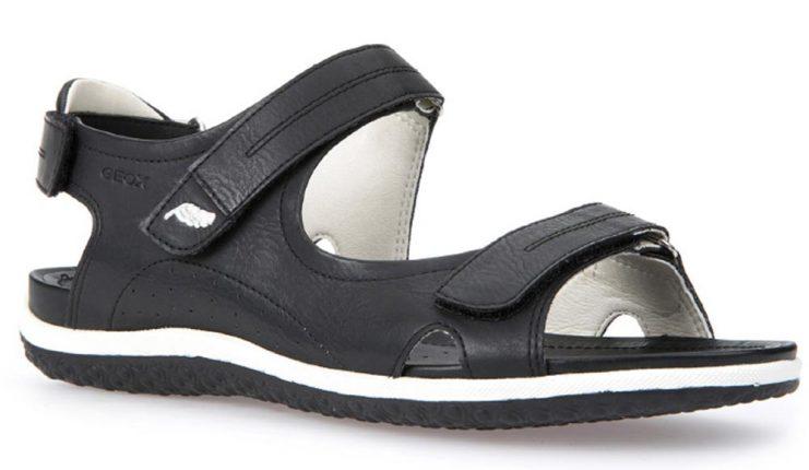 Scarpe Geox Donna, Vega Sandal (prezzo 79,90 Euro)
