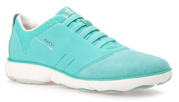 Sneakers Nebula Donna Verde Acqua (prezzo 125,00 Euro)