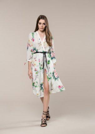 Vestito Camicia Koralline