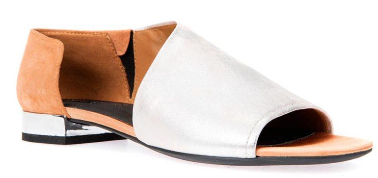 Wistrey Sandal, Sandalo Basso Con Tacco (prezzo 109,90 Euro)
